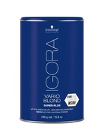 Schwarzkopf professional Осветляющий порошок Igora Vario Blond Powder Lightener SUPER PLUS 450 гр NEW