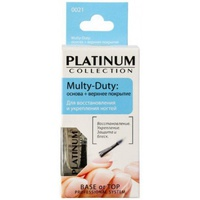 Platinum Collection Platinum NEW 0021 Multy-Duty основа + верхнее покрытие 13мл