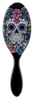 WetBrush Щетка для спутанных волос Калавера WET BRUSH SUGAR SKULL PURPLE ROSE